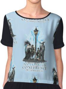 2016 NY Tolkien Conference Chiffon Top