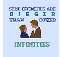 The Fault in Our Stars - Infinities Photographic Print
