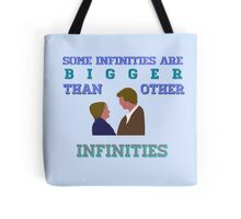 The Fault in Our Stars - Infinities Tote Bag