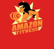 Amazon Fitness Womens Fitted T-Shirt