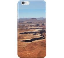 Canyonlands from Mesa Arch, Utah. iPhone Case/Skin