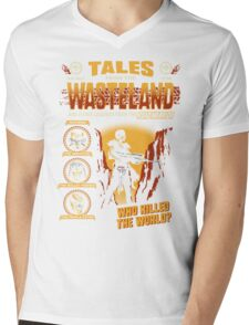 Tales From The Waste Mens V-Neck T-Shirt