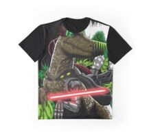 Cyber Raptor Graphic T-Shirt