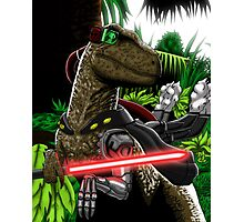 Cyber Raptor Photographic Print