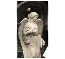 mournful angel  Poster
