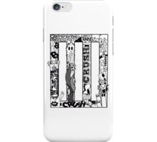 Crush paramore iPhone Case/Skin