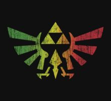 Rasta Triforce 2 by ExplodingZombie
