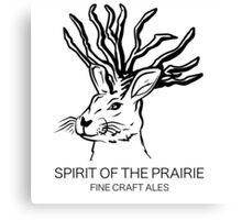 Spirit of the Prairie  Canvas Print