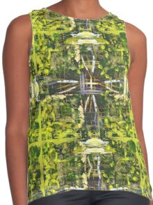 Forest Treetops Contrast Tank