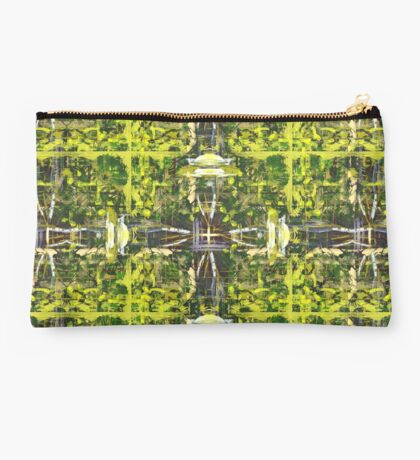 Forest Treetops Studio Pouch
