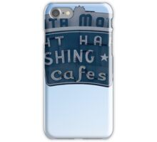 Santa Monica - California USA iPhone Case/Skin