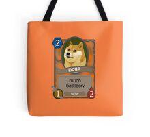 Doge hearthstone Tote Bag