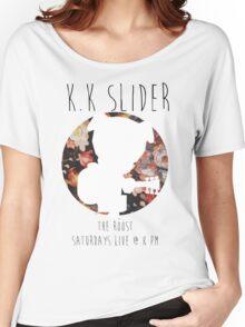Flowery K.K Slider Concert T Shirt Women's Relaxed Fit T-Shirt