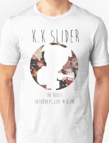Flowery K.K Slider Concert T Shirt Unisex T-Shirt