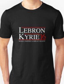 Lebron & Kyrie Unisex T-Shirt