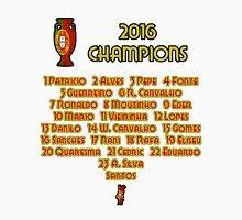 Portugal Euro 2016 Champions Unisex T-Shirt