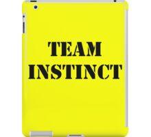 Pokemon Go -Team Instinct - Yellow iPad Case/Skin