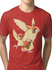 Pidgey Evolution Tri-blend T-Shirt