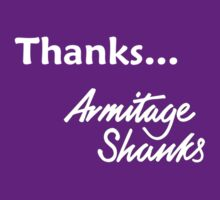Thanks... Armitage Shanks by Andrew Alcock