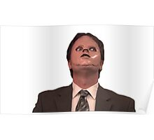 Dwight the office  Poster
