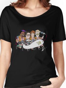 Ghostbusters: Atlantic Magazine Cover Women's Relaxed Fit T-Shirt