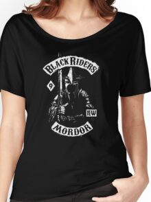 Black Riders Women's Relaxed Fit T-Shirt