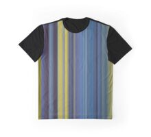 des lignes parallèles de couleur # 3 Graphic T-Shirt