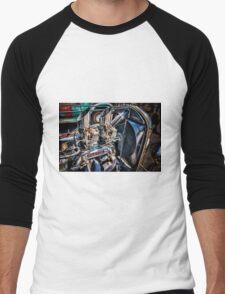 Riley 2 Port Men's Baseball ¾ T-Shirt