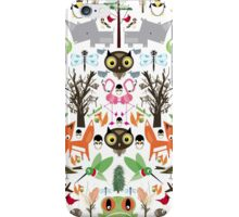 Mixed animal fun iPhone Case/Skin