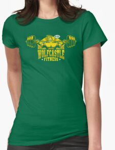 Wolfcastle Fitness Womens Fitted T-Shirt