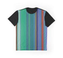 des lignes parallèles de couleur # 2 Graphic T-Shirt