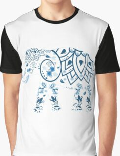 Indian Elephant  Graphic T-Shirt