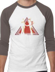 Daft Pink Men's Baseball ¾ T-Shirt