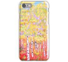 Never Alone iPhone Case/Skin