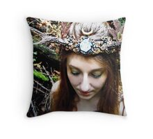 Harvest Moon Princess Throw Pillow