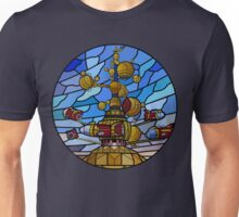 Orbitron: Les Machines Volantes Unisex T-Shirt