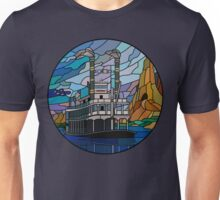 Mark Twain Riverboat Unisex T-Shirt