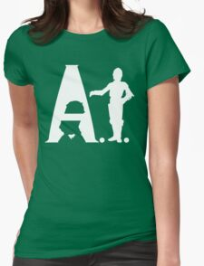 Artificial Intelligence Womens Fitted T-Shirt
