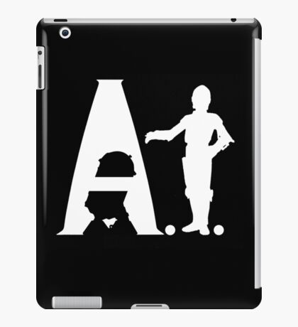 Artificial Intelligence iPad Case/Skin