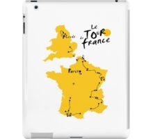 Le Tour de France 2014 iPad Case/Skin