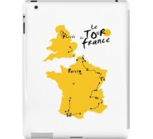 Le Tour de France 2014 iPad Case/Skin