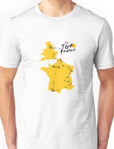 Le Tour de France 2014 Unisex T-Shirt