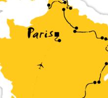 Le Tour de France 2014 Sticker