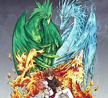 Manga Tsubasa by bakasheep