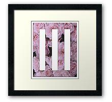 rose paramore Framed Print