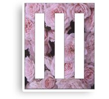 rose paramore Canvas Print