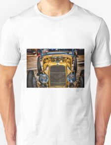 Golden Ford Roadster Unisex T-Shirt