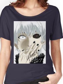 Kaneki Ken Women's Relaxed Fit T-Shirt