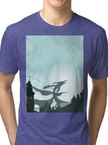 Leviathan in Altissia Tri-blend T-Shirt