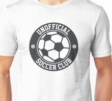 Unofficial Soccer Club t-shirt for soccer fans Unisex T-Shirt